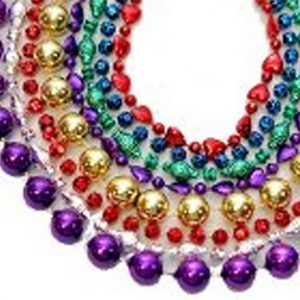 Mardi Gras Throw Beads